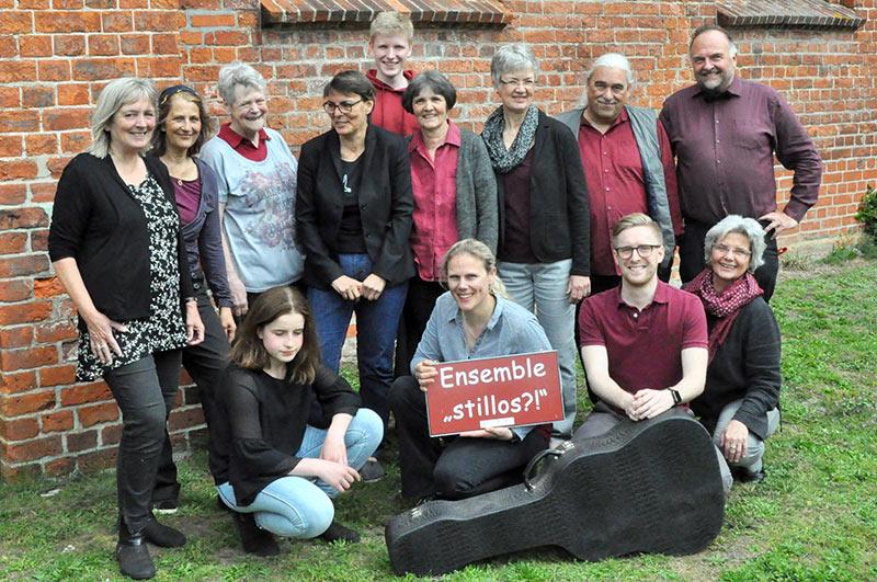 "Ensemble ""Stillos?!"" @ Paul-Gerhardt-Gemeindezentrum"